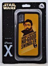 Disney Star Wars Lando Double Crossing No Good Swindler Apple Iphone 10 X Case