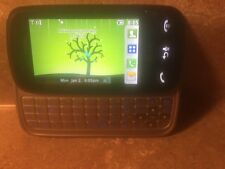 LG Cosmos Touch VN270 - Black Clean MEID  ( Verizon )  cell phone