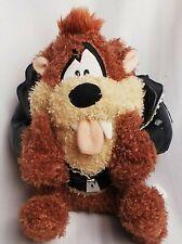 "Warner Bros. Hallmark Talking Taz Tasmanian Devil Stuffed Animal 10"" Plush"