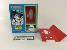 """brand new custom holiday special 12"""" stormtrooper box + inserts"""