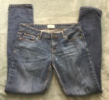 Aeropostale Jeans Size 7/8 Skinny Regular Medium Wash