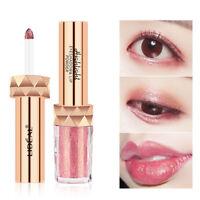 Diamond Eye Shadow Lip Pearl Palette Loose Pigment Shimmer Glitter Powder Makeup