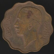 More details for 1938 iraq ghazi i 10 fils coin | world coins | pennies2pounds