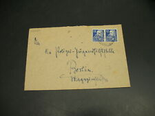 Germany 1950 on cover *15455