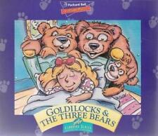 Goldilocks & The Three Bears Interactive Storybook PC MAC CD read animated games