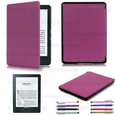For Amazon Kindle E-Reader 8th GEN 2016 released Magnetic Folio Case Cover Shell