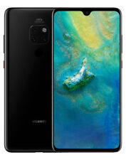 Huawei Mate 20 HMA-L29 - 128 GB - Black (Unlocked) - Hybrid SIM, 6 GB RAM