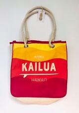 Whole foods hawaii Honolulu Shop Limited Edition eco Shopping bag Kailua Canvas