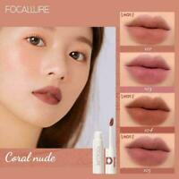 For Focallure matte lipstick waterproof longlasting lips makeup D5O3