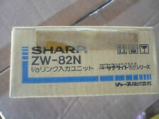 New Sharp ZW-82N Module