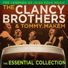 Legends of Irish Folk CLANCY BROTHER & TOMMY MAKEM The Essential Collection 3CD