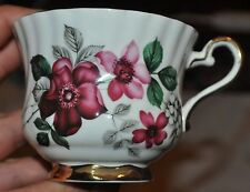 Pristine English Royal Ardalt Tea Cup With Roses