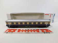 CM98-0,5# Märklin H0/AC 40891 Blech-Personenwagen Rheingold DB Licht, NEUW+OVP