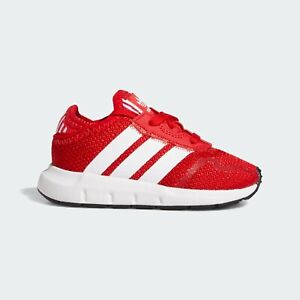 Adidas Originals Infant & Toddlers' Swift Run X Shoes Scarlet/Cloud White FY2185