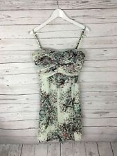 TED BAKER Dress - Size 3 UK12 - Silk - Great Condition