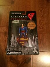 DC DIRECT SUPERMAN V DOOMSDAY ANIMATED MOVIE SUPERMAN ACTION FIGURE SEALED CARD
