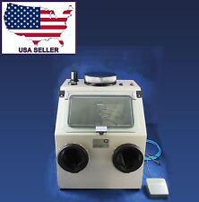Dental Lab Sandblasting Machine Box 026-1 110V DentQ