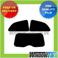 Pre Cut Window Tint - Ford Fiesta MK6 3-door 2002-2008 - Rear Windows - DIY Tint