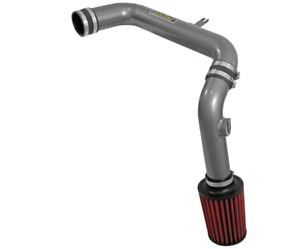 AEM Induction Cold Air Intake Red Non-woven Synthetic System for 13-19 Sentra