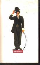 Charlie CHAPLIN - His Life and Art - David Robinson P/B Biography