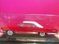 SUPERBE MERCURY MARAUDER 1964 NEUF SOUS BLISTER 1/43 J3