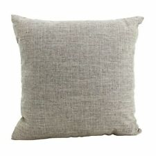 Patternless Square Decorative Cushions & Pillows