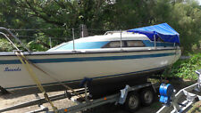 ypton 22 Kajütsegelyacht Kajütboot mit Trailer