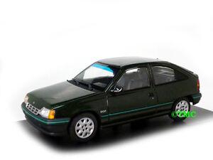 Opel Kadett E   1989  emeraldgrün metallic   /  Minichamps  1:43