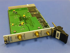 National Instruments PXI-5620 Frequency Domain Digitizer Card, 14bit 64MS/sec