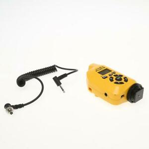 PocketWizard Plus III Transceiver - Yellow