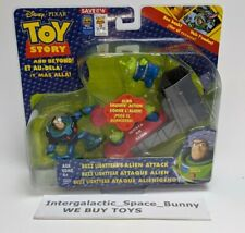 Disney Toy Story and Beyond Buzz Lightyear's Alien Attack Carded Sealed