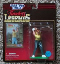 NEW 1995 STARTING LINEUP TIMELESS LEGENDS ARNOLD PALMER BY KENNER RARE