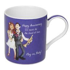 Wedding Anniversary Mug - Husband Anniversary Mug  Present Gift BNIB