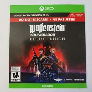 Wolfenstein Youngblood Deluxe Edition DLC Xbox One