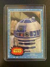2019 Topps Star Wars Living Set  #3 R2-D2