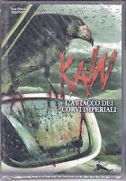 Dvd **KAW • L'ATTACCO DEI CORVI IMPERIALI** nuovo 2007