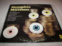 MEMPHIS MILLIONS Various Artists LP NM Stax STS-3023 1973