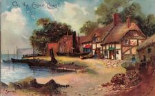 """ESSEX: On the Essex Coast - """"JOTTER"""" - STEWART & WOOLF"""