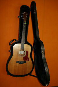 made USA TAYLOR 210 ACOUSTIC DREADNOUGHT 2006 Solid Wood original HARDSHELL CASE