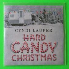 CYNDI LAUPER - Hard Candy Christmas - 1 Track Promo CD Single (2015) (MISPRESS)
