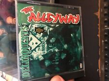 CD DELINQUENTS THE ALLEYWAY 1994 RAP (Hoe Trusta+)~RARE