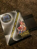 Super Challenge Football (Atari 2600, 1982) SCARCE M Network version! BOXED
