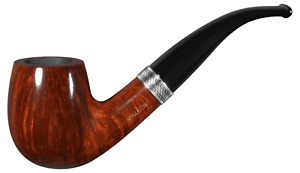 Vauen Whistles Quentin Braun Smooth/Silver Decorative Ring / 9 MM/6 Models