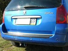 Peugeot 307 SW 3H 3E Break Kombi  02-15 - Chrom-Zierleiste Heckleiste 3M Tuning
