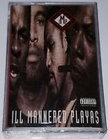 I.M.P. Ill Mannered Playas - (Cassette Tape) Cougnut C-Fresh Gangsta Rap Hip-Hop