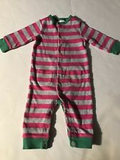 PRE-OWNED INFANT GIRLS MINI BODEN ONE-PIECE SZ  3-6  MTHS