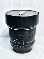 Objectif Fish-Eye SAMYANG (NIKON FX) 8mm f/3,5 CS Lens Asherical