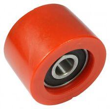 Apico Chain Roller 33mm Honda CRF250 CRF450 04-08 RED