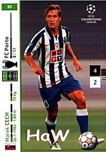 PANINI Champions League 2007/2008 07 08 Marek Cech Nr. 35 - FC Porto