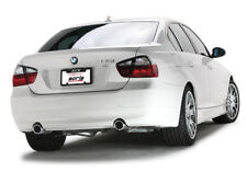 BORLA 2007-2010 BMW 335i RWD 335xi AWD SEDAN E90 S-TYPE CATBACK EXHAUST SYSTEM